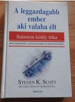A LEGGAZDAGABB EMBER, AKI VALAHA ÉLT - Steven K. Scott