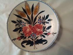 Festett apátfalvi tányér (8)