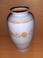Hódmezővásárhelyi kerámia váza 24 cm (z)