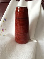 Retro Ilmenau DDR porcelán váza