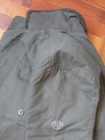 Military -as katonai -as kabát kekis szürke színben.