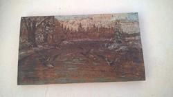 Nagyon régi festmény Bökényi?