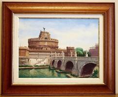 Czinege: Angyalvár Rómában