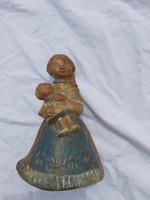 Kovács Margit jellegű, jelzetlen antik kerámia.