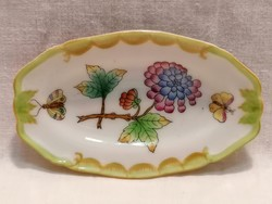 Herendi Viktória porcelán tálka 1944