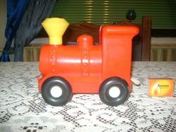 Retro DMSZ mozdony - trafikáru, játék - újszerű