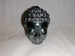 Fém Buddha fej