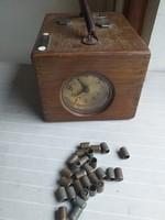 Régi galambász óra