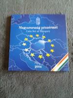 2004 BU forgalmi sor Magyarország Pénzérméi Európai Uniós tagság 50 Ft-ossal