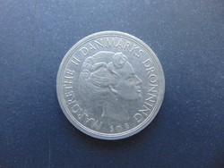 5 korona 1977 Dánia