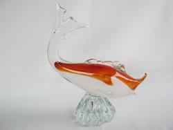 Bohemia üveg hal