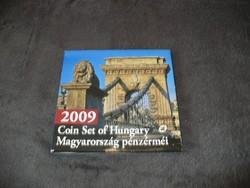2009 PP forgalmi sor az uj 200 Ft-ossal