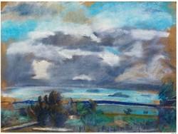 Farkas István (1887-1944 ) -  Vihar