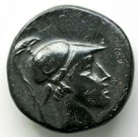 Görög -Pontos Amisos  Mithridatész  7.63gr;22mm. 120-63 BC