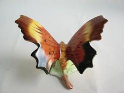 Bodrogkeresztúri kerámia pillangó lepke