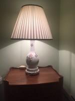 Herendi Viktória mintás lámpa