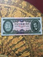 10 forint 1969 szép