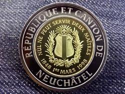 Svájc Neuchateloise kantoni 10 Frank helyi pénz 1998 / id 10689/
