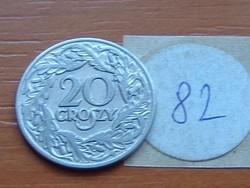 LENGYEL 20 GROSZY 1923 82.