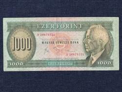 Népköztársaság (1949-1989) 1000 Forint bankjegy 1983 / id 10403/