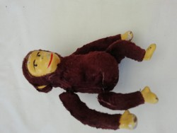 Antik majom játék a képeken látható állapotban van