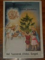 Karácsonyi levél a kedves Jézuskához