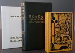 Minikönyvek - Szakácskönyv válogatás