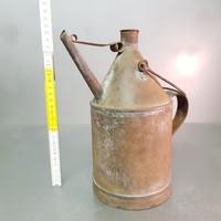 Nagy fém petróleumos kanna (828)