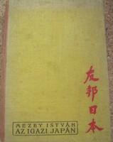 Mezey István Az igazi Japán