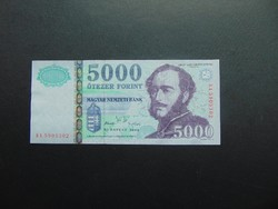5000 forint 2006 BA  aUNC !