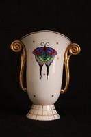 Art déco Pirkenhammer váza