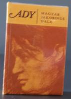 Minikönyv - Ady Endre: Magyar jakobinus dala