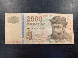 *** 1998 CB 2000 forint ***