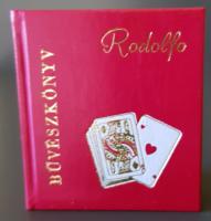 Minikönyv - Rodolfo Bűvészkönyv