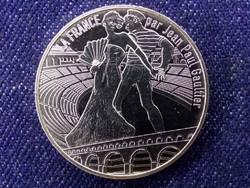 Franciaország Languedoc varázslóitól .333 ezüst 10 Euro szett 2017 BU / id 10858/