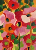 Virágok - olajfestmény