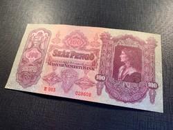 ***  UNC 1930 100 pengő ***