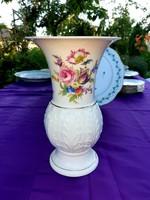 Rosenthal váza  meseszép  herendi  dekorral