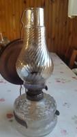 Antik régi petróleum lámpa eladó!