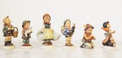 Goebel porcelán figurák 6 db egyben eladó!