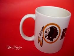 Washington Redskins / NFL bögre