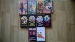 10 darabos kaland regény csomag 1.