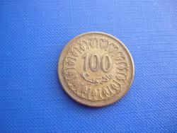 TUNÉZIA 100 MILLIM 1993