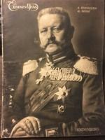 Hindenburg / Ferenc József 1914