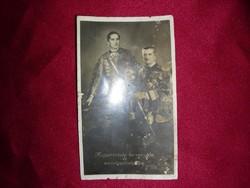 Horthy fotó levelezőlap