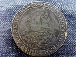 III. Ferdinánd 1652 Tallér replika / id 10816/