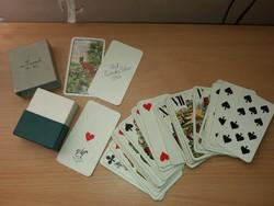 Kártyapaklik Ferd Piatnik&Söhne Wiena  Nr.70534