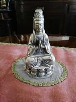 Jelzett réz Buddha figura ( taurusantik részére)
