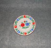 Jelzett Gránit falitányér fali tányér 18,5 cm (n)