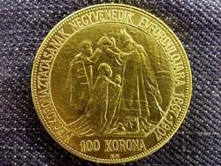 Ferenc József 100 Korona 1907 replika / id 10831/